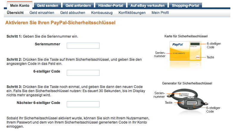 kundenbetreuung paypal com