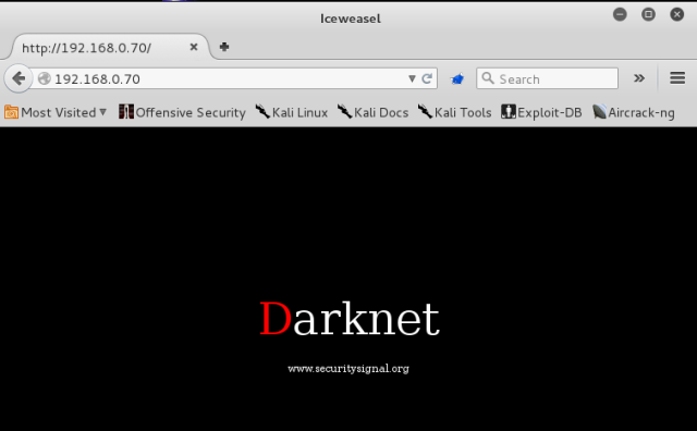 darknet-splash-page