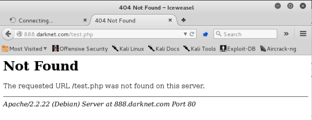 darknet-sqloutfile-failed