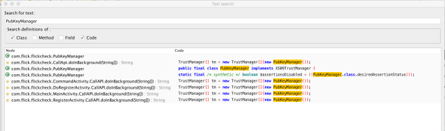 search-trustmanager